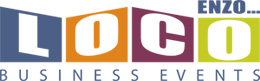 Loco Enzo Business Events logo
